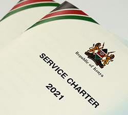 Service Charter
